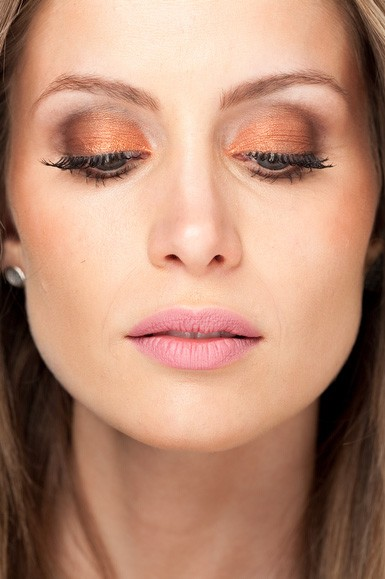 Make up Trend- Coral