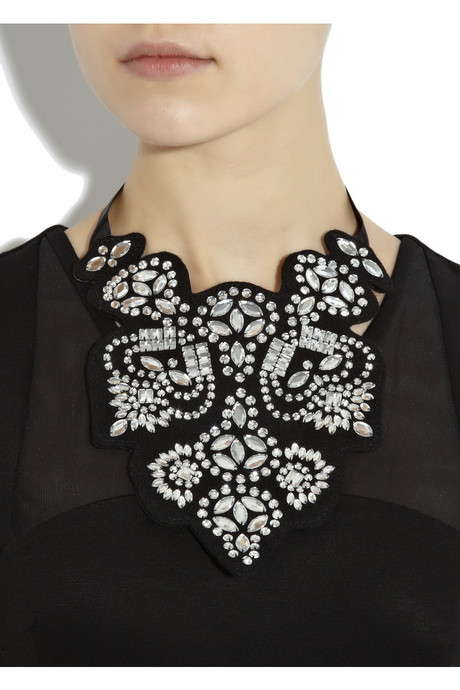 Inspirational ways to refashion or glamourize using beads and necklaces