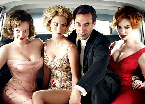 """★Mad about a boy… """"Betty Drapper""""★ Mad Men Challenge"""