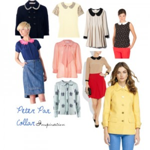 Peter pan collar inspiration