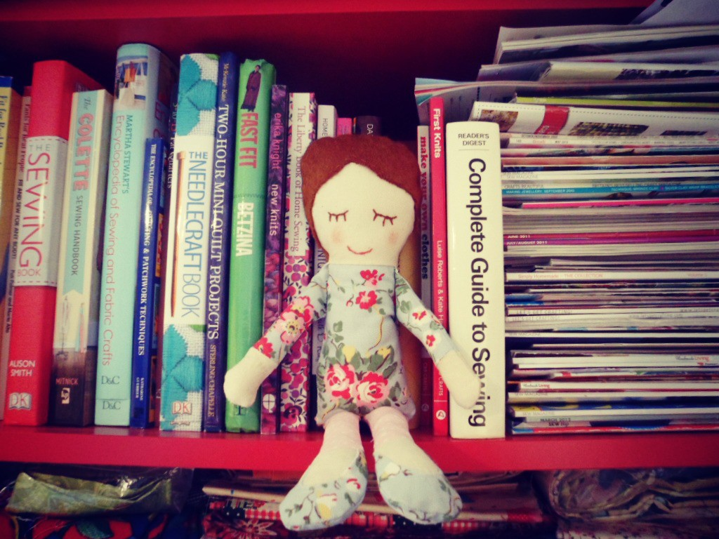 ' Batatinha', a doll for a really special little girl…