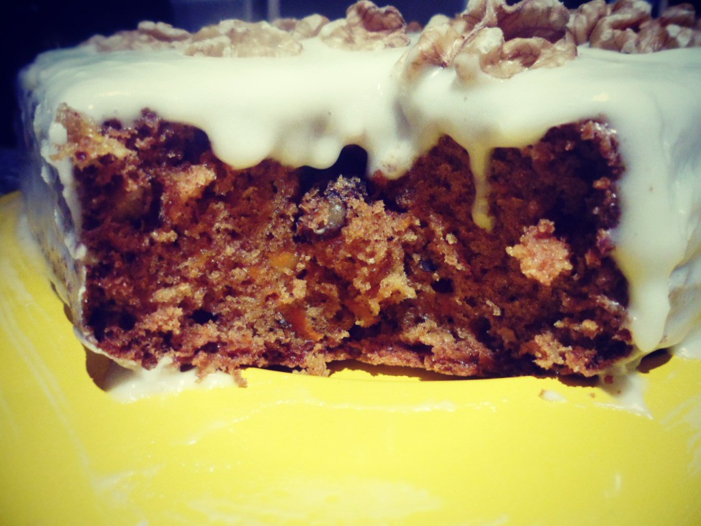 Sewist fuel… Hello Carrot Cake!