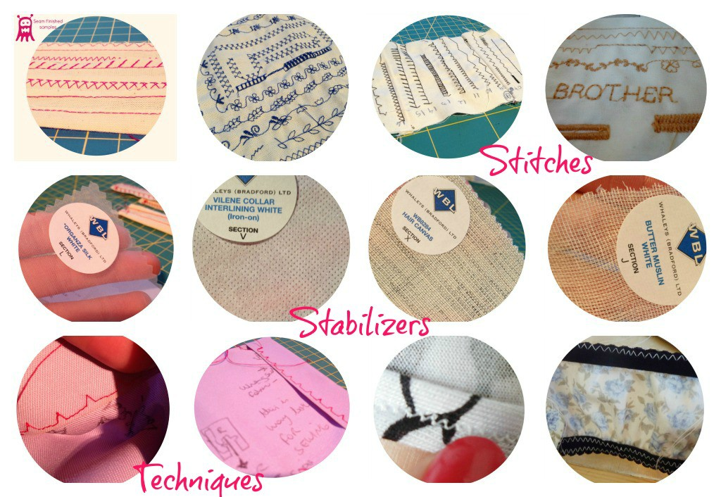 Do you keep sewing samples?