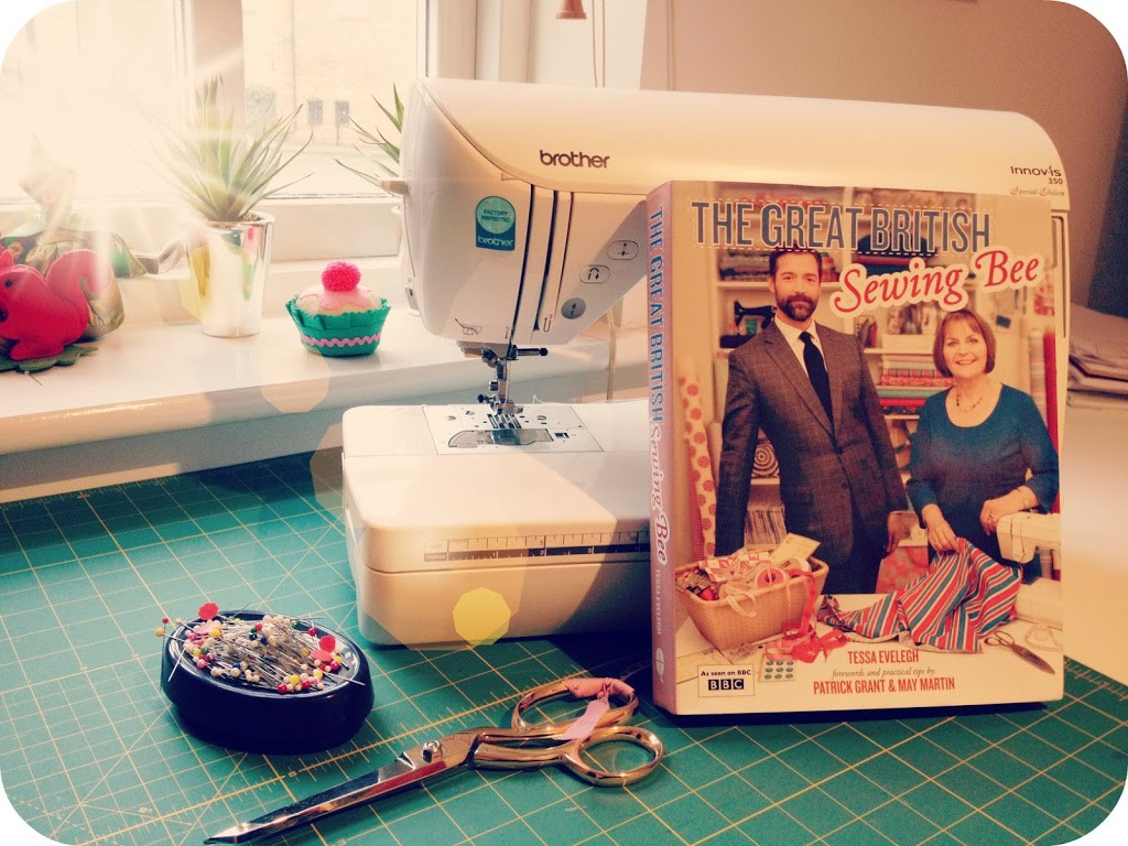 The Great British Sewing Bee, the book!