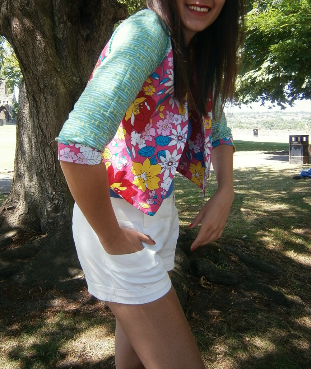 Club Tropicana Reversible Blazer