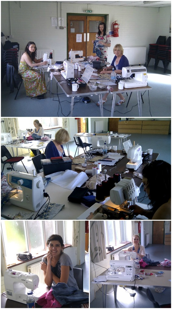 Sewing club in Kent. New members welcome!