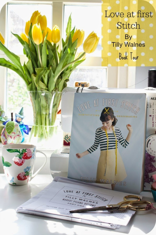 Love at first stitch: Sharing some love for my friend Tilly and her new book