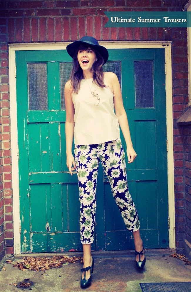 Ultimate Summer Trousers