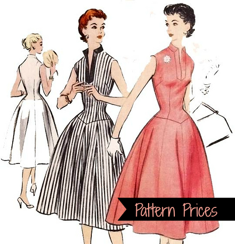 Blog Series} How patterns compare? Prices of sewing patterns in the ...