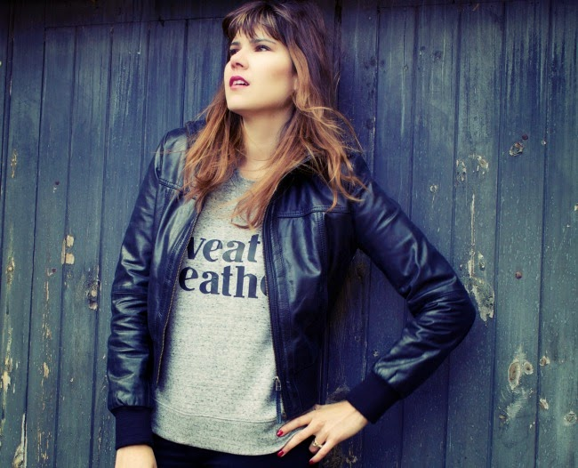 DIY Style: Typography Sweater Weather