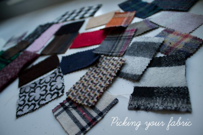 Pea Coat Sew-Along: Fabric Files. – House of Pinheiro
